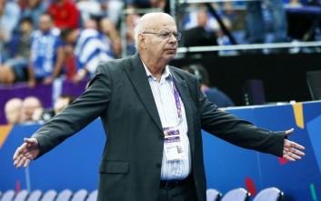 Βασιλακόπουλος: Αποτύχαμε, δεν υπάρχει η παραμικρή αμφιβολία περί τούτου