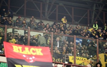 Με 2.500 οπαδούς της η ΑΕΚ στην Αυστρία