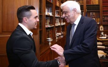 Παυλόπουλος σε Πετρούνια: Όσο υπάρχουν άνθρωποι σαν εσάς, θα αντέξουμε