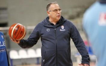 Σκουρτόπουλος: Μας έφυγε το άγχος, σημαντική η προσθήκη του Καλάθη