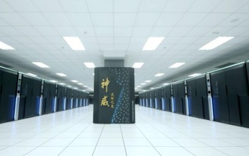 Πρώτη δύναμη και με διαφορά η Κίνα στους υπερυπολογιστές