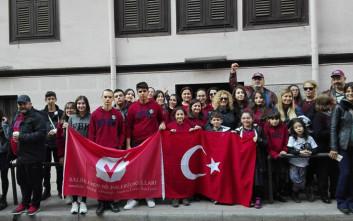 Μαζική προσέλευση Τούρκων στο σπίτι του Κεμάλ στη Θεσσαλονίκη