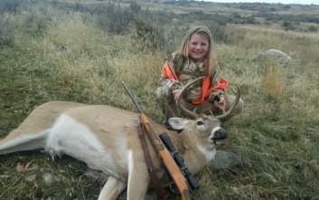 Σας αρέσει το κυνήγι; Είστε κάτω από 10 ετών; Κανένα πρόβλημα για το Ουισκόνσιν