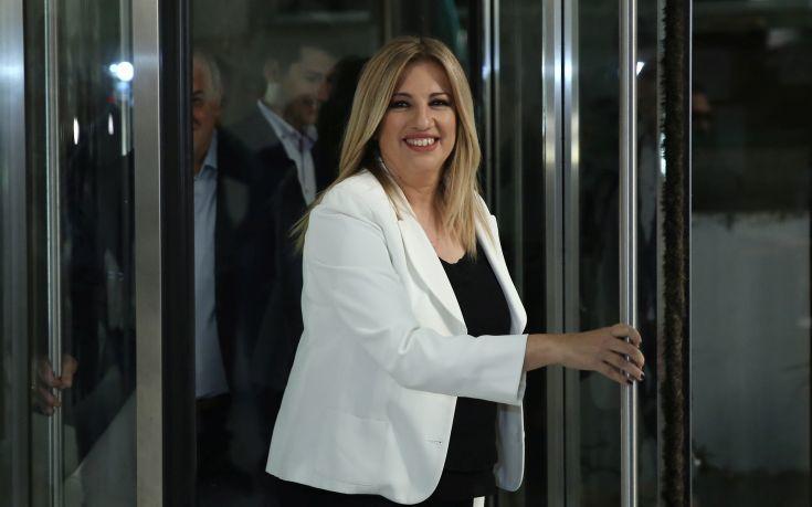 Συγχαρητήρια της Φώφης Γεννηματά στον νέο πρωθυπουργό της Ισπανίας