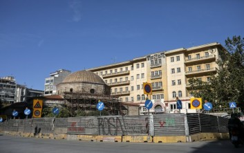 Στην κυκλοφορία η οδός Δελφών στη Θεσσαλονίκη μετά από έξι χρόνια