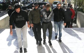 Εξηγήσεις δίνουν οι κατηγορούμενοι για τη δολοφονία του ποινικολόγου Μιχάλη Ζαφειρόπουλου