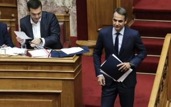 Στα άκρα η κόντρα κυβέρνησης-ΝΔ για Σκοπιανό και πρόταση μομφής