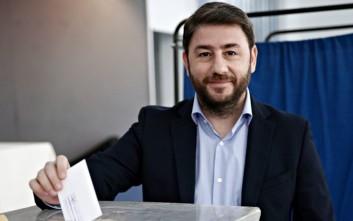 Ανδρουλάκης: Αλλάζει ο πολιτικός χάρτης στην πατρίδα μας