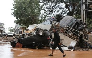 Το φαινόμενο της «αιφνίδιας πλημμύρας» και η τραγωδία στη Μάνδρα