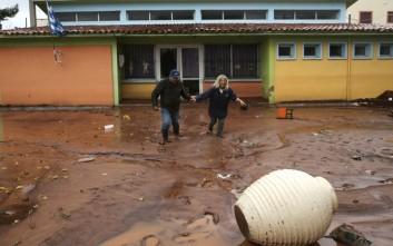 Παράταση στις πληρωμές φόρων των πλημμυροπαθών