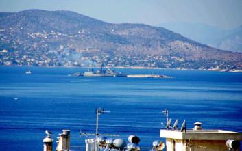 «Καρατόμησαν» τον κυβερνήτη και τον διευθυντή ναυτιλίας της φρεγάτας «Κανάρης»