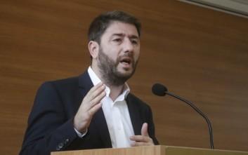 Ανδρουλάκης: Να κάνουν στην άκρη όσοι συμβολίζουν το πελατειακό κράτος