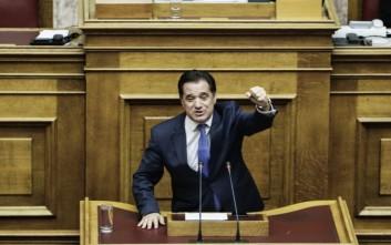 Άδωνις Γεωργιάδης: Η κυβέρνηση δεν έχει πρόθεση να ανοίξει ζήτημα Κυριακών