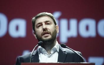 Ανδρουλάκης: Ο κόσμος θέλει να γυρίσει σελίδα