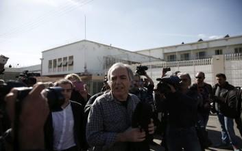 Αντίστροφη μέτρηση για την επιστροφή Κουφοντίνα στη φυλακή