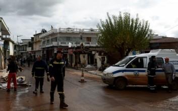 ΓΑΔΑ: Έχουν διατεθεί 1.421 αστυνομικοί σε Μάνδρα και Νέα Πέραμο