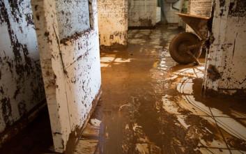Οι ασφαλιστικές καταγράφουν ακόμη τις ζημιές στη Μάνδρα