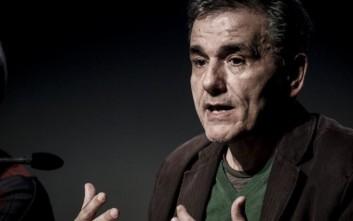 Τσακαλώτος: Η οικονομία είναι το δυνατό μας χαρτί