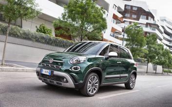 Η Fiat παρουσιάζει τα μοντέλα της στην «Αυτοκίνηση 2017»