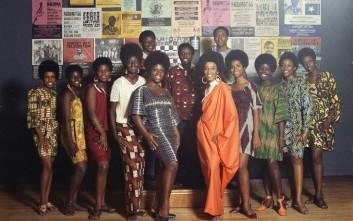 Η ψυχεδελική μόδα της δεκαετίας του '60 επιστρέφει στη Νέα Υόρκη