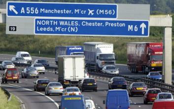 Το πείραμα σε αυτοκινητόδρομο της Αγγλίας για να περιοριστεί το μποτιλιάρισμα
