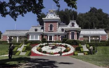 Για μουσείο προορίζεται η Neverland του Μάικλ Τζάκσον