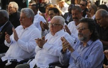 Πέθανε ο Αρμάντο Χαρτ Ντάβαλος, ιστορική μορφή της επανάστασης της Κούβας
