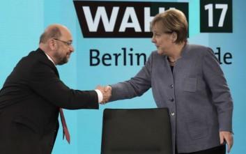Γέφυρες στους Χριστιανοδημοκράτες ρίχνουν βουλευτές του SPD