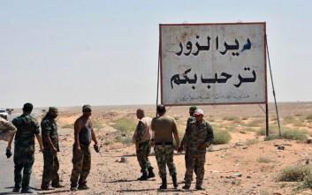 Την αποχώρησή της από τα συριακά εδάφη ετοιμάζει η Ρωσία