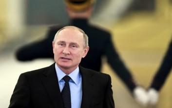 Πούτιν: Οι σχέσεις Ρωσίας-Τουρκίας έχουν αποκατασταθεί