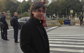 Καταλανική στήριξη σε Πουτζντεμόν