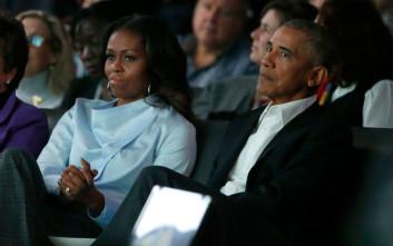 Το μήνυμα των Ομπάμα στον πρίγκιπα Χάρι για τον γάμο