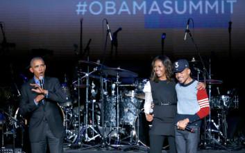 Μία μπαλάντα για τα τα μάτια του Μπαράκ Ομπάμα