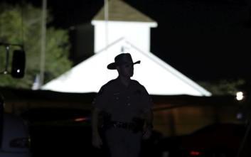 Αυτοκτόνησε τελικά ο άνδρας που αιματοκύλησε το Τέξας