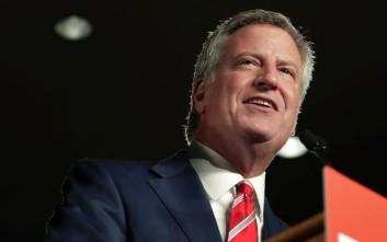Επικρίσεις δέχτηκε ο δήμαρχος της Νέας Υόρκης για το μπλακ άουτ