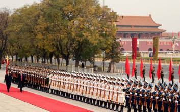 Η Κίνα προειδοποιεί ότι μια υπογραφή του Τραμπ θα οδηγήσει σε πόλεμο
