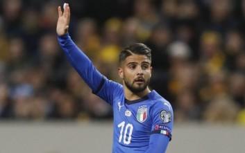 Οι παίκτες της εθνικής Ιταλίας μπερδεύτηκαν με τις οδηγίες του Βεντούρα