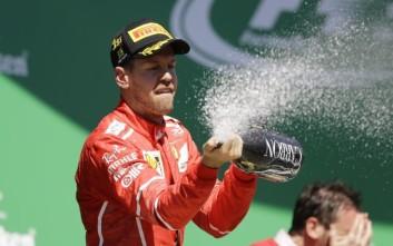 H Ferrari διαψεύδει τα σενάρια χωρισμού με τον Φέτελ