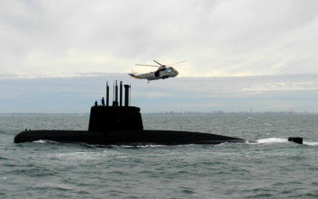 «Νέα ένδειξη» στον βυθό πιθανώς είναι το χαμένο υποβρύχιο της Αργεντινής