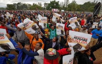 Zimbabwe Political Turmoil