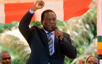 Ορκίζεται την Παρασκευή ο πρόεδρος της Ζιμπάμπουε