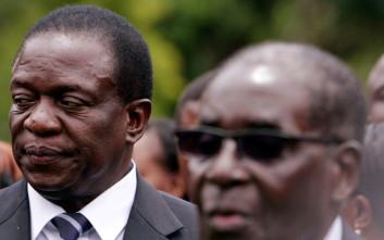 Επέστρεψε στη Ζιμπάμπουε για να ορκιστεί ο Μνανγκάγκουα
