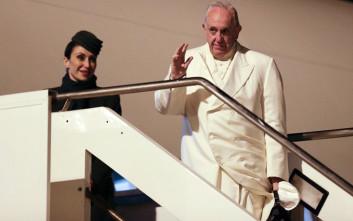 Στα Ηνωμένα Αραβικά Εμιράτα ο πάπας