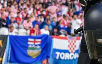 Η Αστυνομία «προειδοποιεί» ενόψει του Κροατία - Ελλάδα