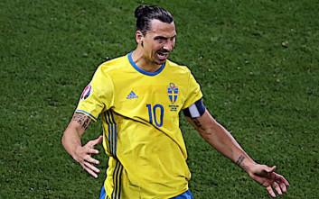 Πιθανή η επιστροφή Ζλάταν στην εθνική Σουηδίας, λόγω Μουντιάλ