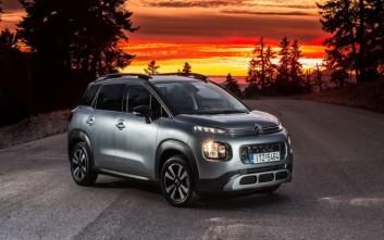 Δυναμικό παρών της Citroen στην «Αυτοκίνηση 2017»