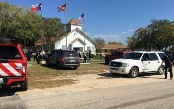 Αιματηρό επεισόδιο με πυρά σε εκκλησία στο Τέξας