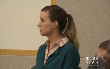 Σχεδίαζε τη δολοφονία του συζύγου και μόλις άκουσε τον δικαστή έπεσε… ξερή