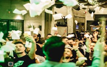 Στο Μαστίχα μεζεδοπωλείο μπαρ, φαγητό και διασκέδαση πάνε πακέτο