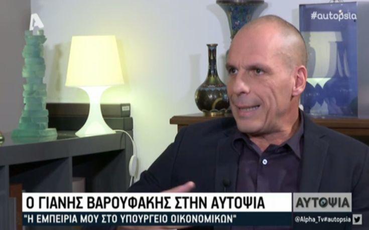 Βαρουφάκης: Ο δήμαρχος Φιλιατρών έχει μεγαλύτερη εξουσία από τον πρωθυπουργό